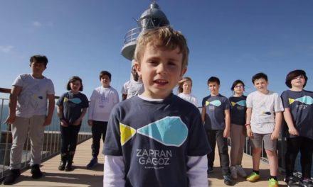 ZAPRAN  GAGOZ!  Euskal  Eskola  Publikoa  LEKETIO  2018